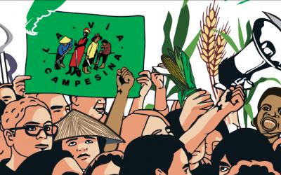 8 Marzo, l'appello di Via Campesina