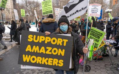 RWDSU fa ricorso, continua negli Usa la lotta per la sindacalizzazione in Amazon