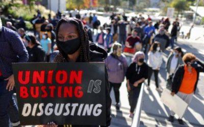 Perché i lavoratori non vogliono il sindacato al magazzino Amazon di Bessemer (Alabama)?