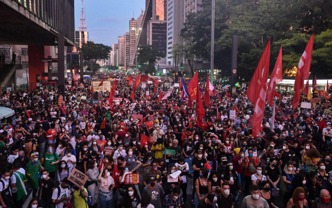 Brasile. Per un fronte di sinistra nelle lotte e alle elezioni. Nessun alleanza coi golpisti