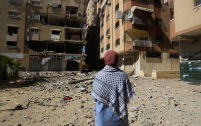 Maggio 2021…ovvero quando l'illusione della normalità di Israele va in frantumi