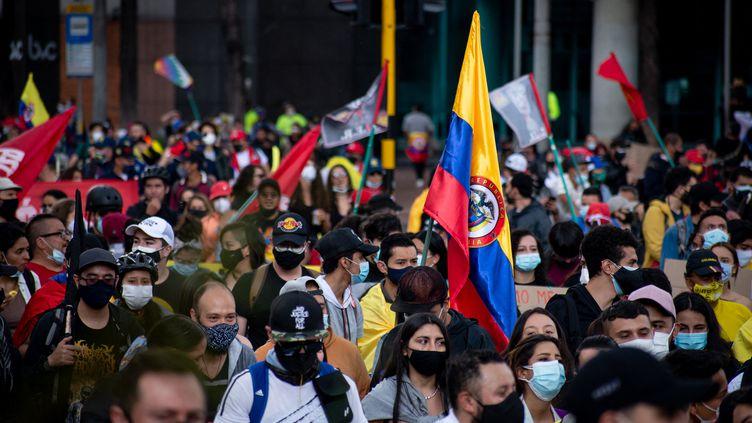 La Colombia sull'orlo dell'insurrezione