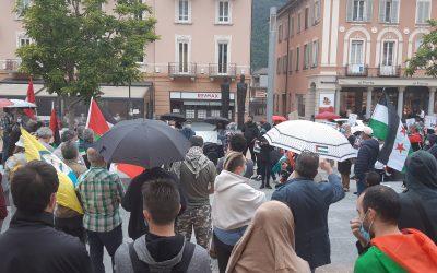Dalle ruspe alle schedature. Lo stato di polizia in Ticino non è una deriva, ma la tendenza.