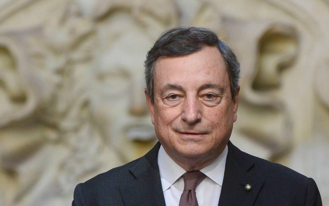 È iniziata l'era-Draghi: l'ottimismo di regime, e il suo rovescio