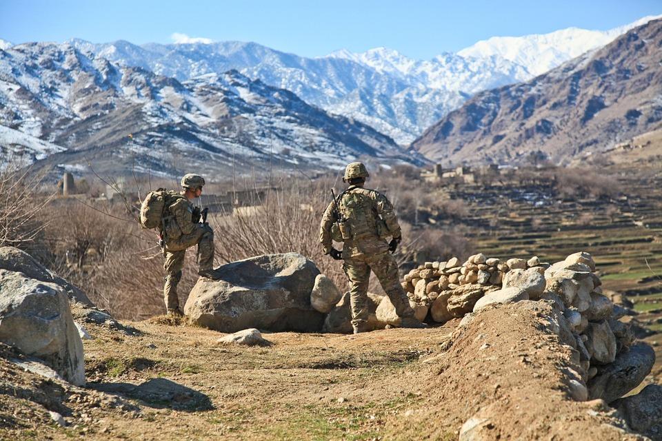 Gli Stati Uniti persi in Afghanistan. Ma l'imperialismo americano non sta andando da nessuna parte.