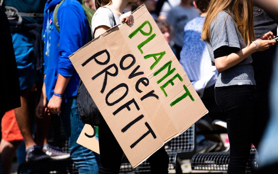 COP 26. Per il clima e le nostre vite, non per il profitto!
